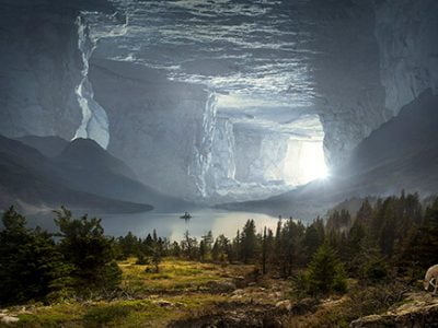 Background Landscape