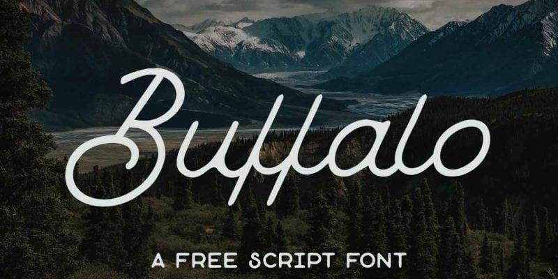 Font Buffalo