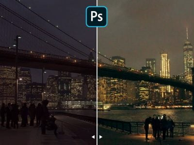 Tạo file LUT bằng photoshop