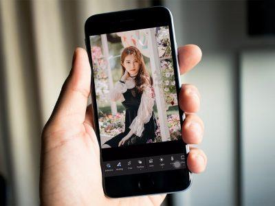 Tải và thêm preset Lightroom Mobile
