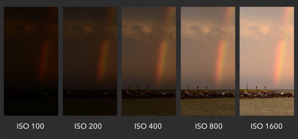 ISO trong nhiếp ảnh