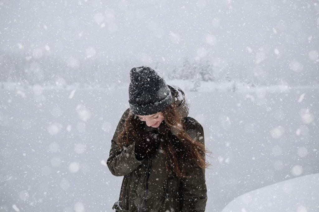 Snow Overlay