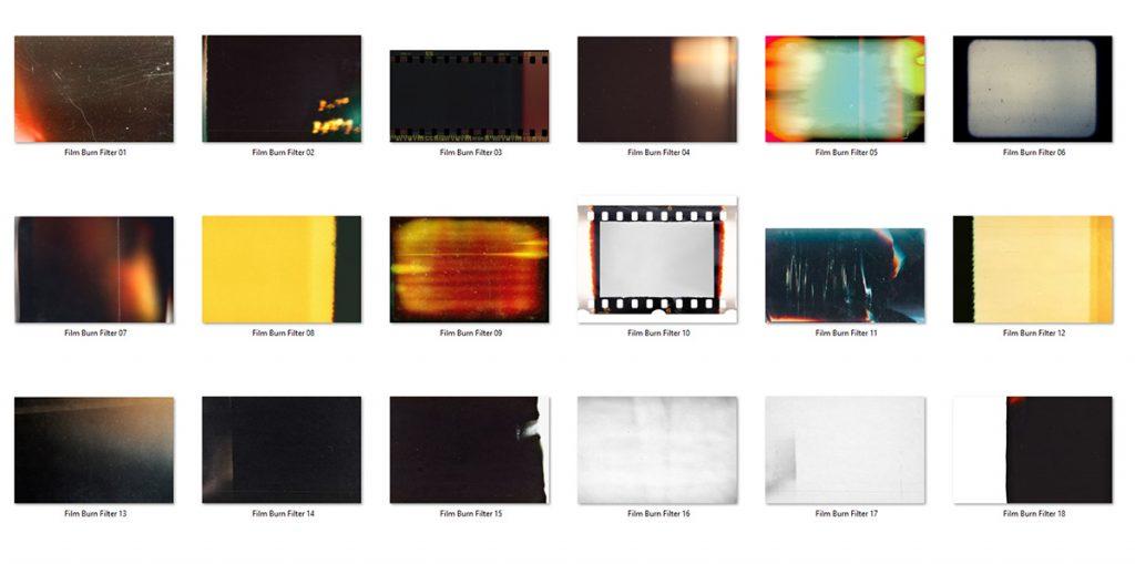 Film Burn Filter