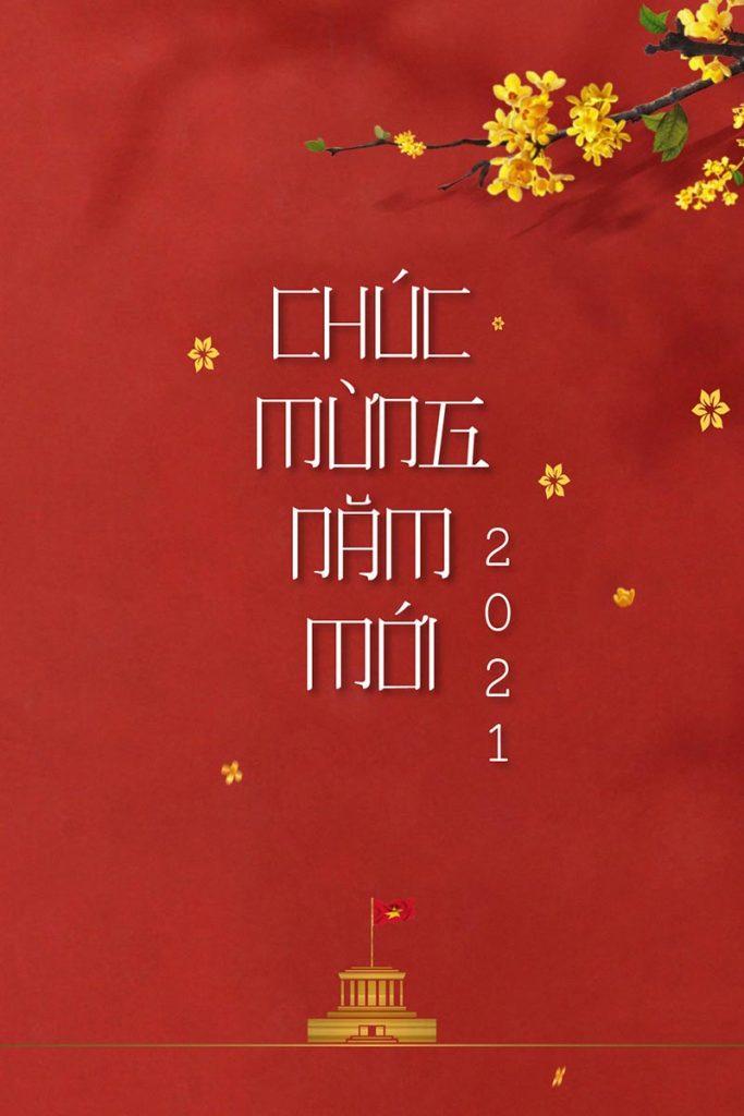 font chúc mừng năm mới
