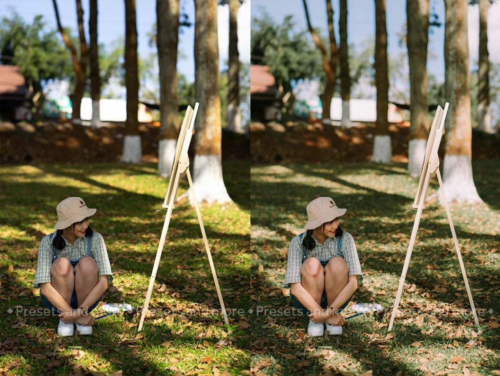 Lightroom Trong Trẻo