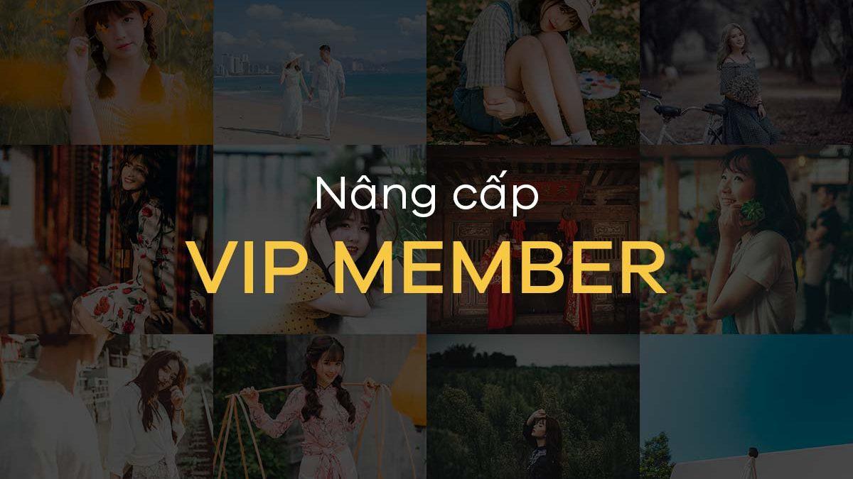 Nâng cấp VIP Member